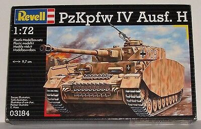 1/72 Revell Panzer IV Ausf. H