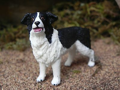 "Schleich Border Collie Dog Farm Life for 5"" Nativity Scene Animal Pesebre Perro"