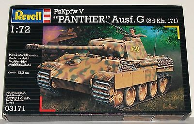 """1/72 Revell Panzer V Ausf. G """"Panther"""""""