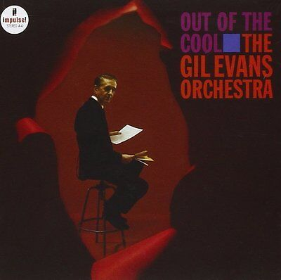 Gil Evans - Out Of The Cool+++2 LPs 180g 45rpm+Analogue Productions+NEU+OVP