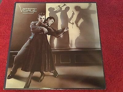 Visage The First Album LP Record in Outstanding Condition