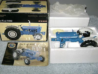 Ertl 1/16 Ford 5000 Precision Series #7 Tractor
