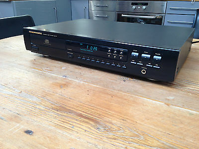 Platine Lecteur Cd Player Marantz  Cd - 57 Audiophile  Class 1