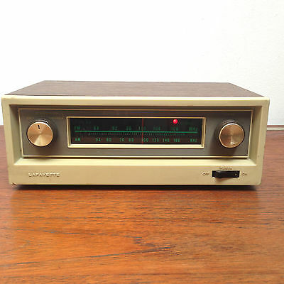 Rare Vintage Lafayette AM/FM StereoTuner ST-22