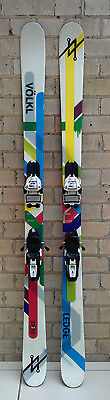 Volkl Ledge Skis 2012 (162cm) with Marker Squire Bindings