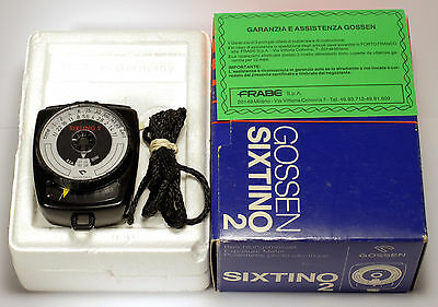 Gossen Sixtino 2 (1A78994) Made in Germany