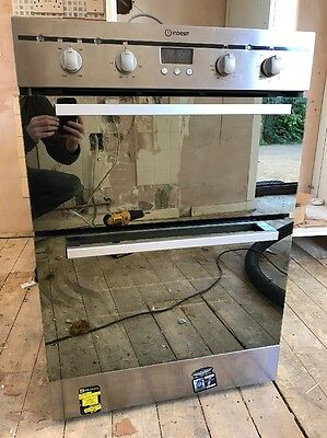 Indesit FIMD 23 IX 60 cm Double Electric Oven