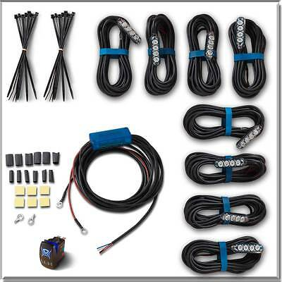 MAX LED Accent Lighting for Street Pro-Pack 8 Piece