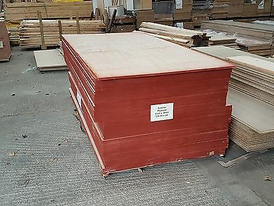 "Exterior Plywood 18mm 1440mm x 2440mm (8'x4'x3/4"")"