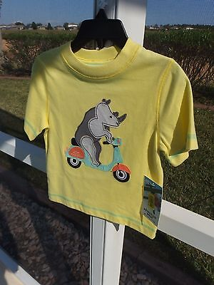 Designer childs top (adventure wear by class/club size 3T