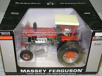 1/16 Speccast Massey Ferguson 1150 Chase Tractor With Duals Se Ttt