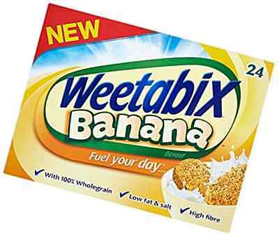 Weetabix Banana Biscuits 24 (Pack of 5)