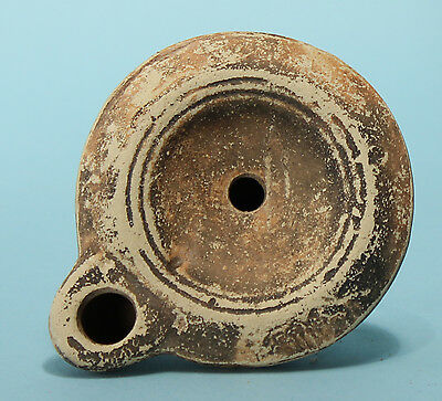 Roman Oil Lamp - Ancient Art & Antiquities