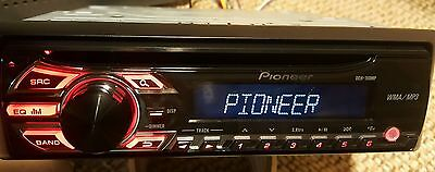 Pioneer DEH-150MP Single-din In-dash Cd RDS Car Stereo MP3 Receiver