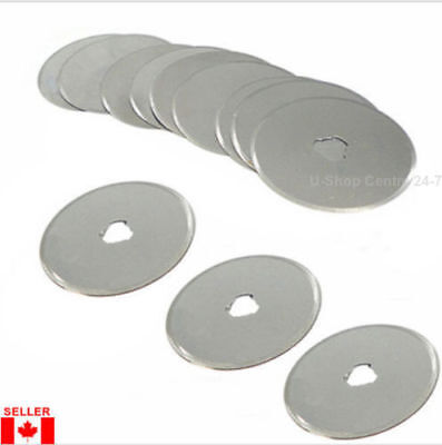 2/5pcs 28/45/60mm Rotary Cutter Blade Patchwork Leather Fabric Paper Cut Blades