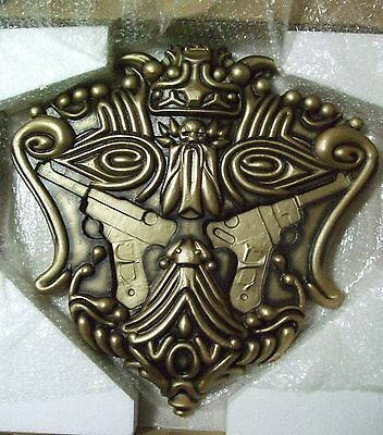 Resident evil Biohazard Ashford Relief for Gold Lugger Capcom Limited Edition!