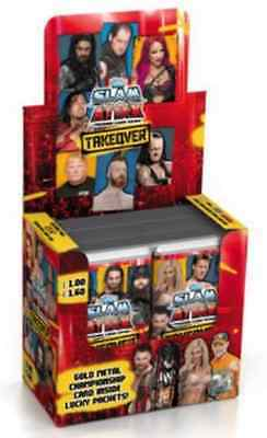 WWE Slam Attax NXT Takeover Box - includes 36 packets