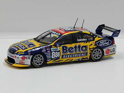 1:43 Ford BA Falcon - 2005 Championship Runner-Up Team Better Electrical (C.Lown