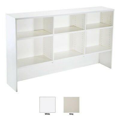 Rapidline Rapid Vibe Overhead Hutch Bookcase Office Furniture