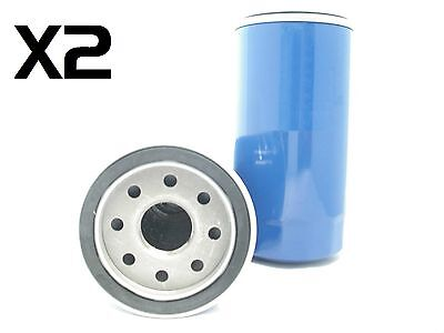 2X Oil Filter Suits Z600 / Z554 HOLDEN Colorado Jackaroo Rodeo ISUZU D-Max