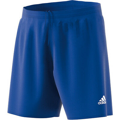 SHORTS FOOTBALL/ SOCCER adidas PARMA 16 MENS S-XX-LARGE ROYAL BLUE