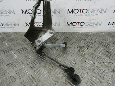 Kawasaki GPX 250 98 left rearset foot peg rest with shift shifter pedal lever
