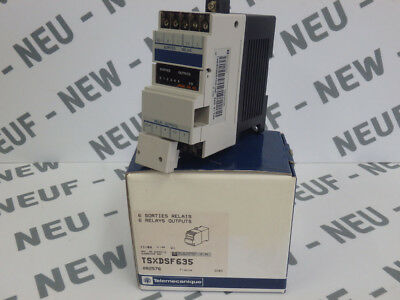 TSXDSF635 - Telemecanique - Tsx DSF635/6 Outputs Relay New