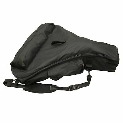 SAS 37-in Black Deluxe Padded Soft Crossbow Case with Sling with 2 Compartments