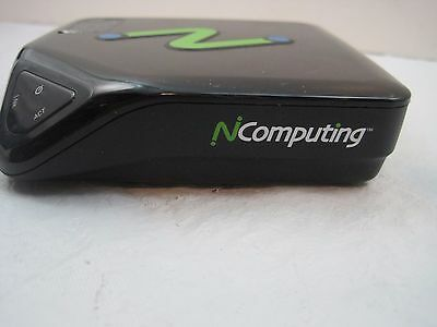 nComputing L300 Network Virtual Desktop Thin Client Tested w/Power Adapter