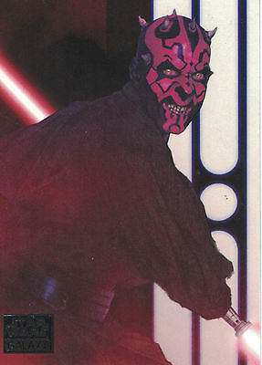 Star Wars Galaxy Serie 7 Trading Card Set (110 Cards)