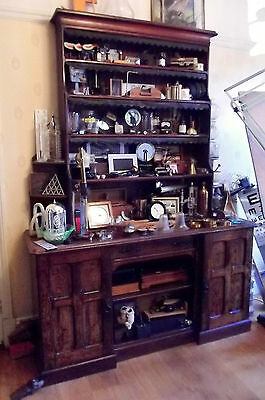 Gothic Bookcase, Cabinet, Dresser (Victorian) Possibly Ecclesiastical C1890