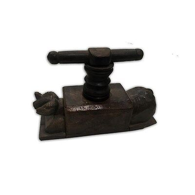 Silkroute AN601 Antique Wooden Juicer