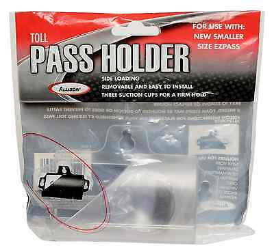 Allison 54-0106 Clear Toll Pass Holder