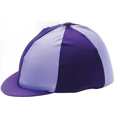 Hy Two Tone Lycra Silks - Standard Size - Lilac/Purple