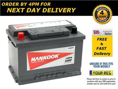 069 Titanium Car Van Battery 12V 68Ah 550A