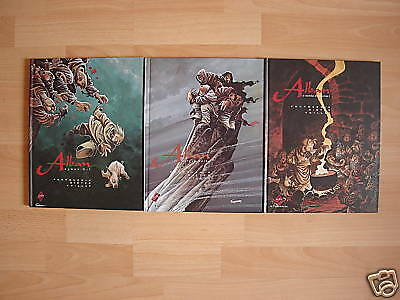 Lot Alban Tomes 1 A 3 Tous Eo Fourquemin / Dieter