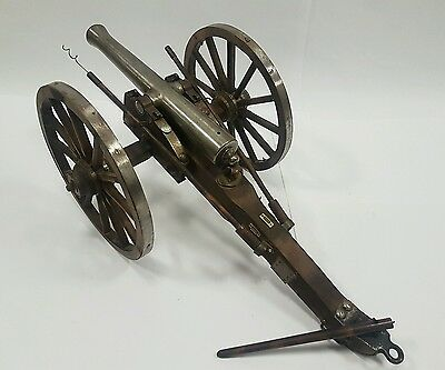 1857 Napoleon 12 Pound Cannon Model American CIvil War Unique Piece Very Rare