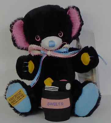 Merrythought Cheeky Liquorice Bear Limited Edition