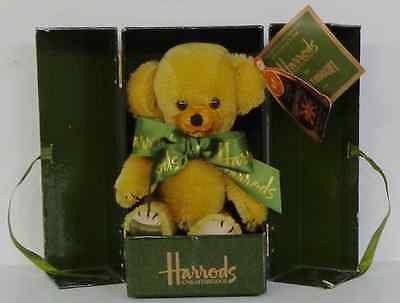 Merrythought Cheeky Harrods Bear Limited Edition