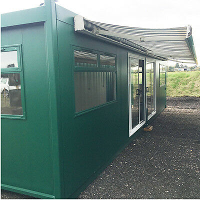 32ft x 10ft Hospitality Unit / Site Office