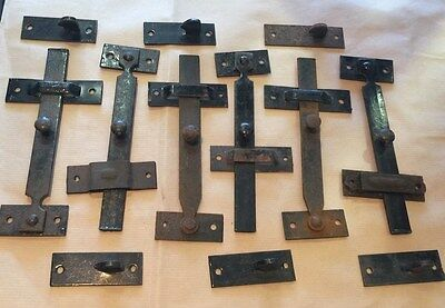 Vintage Suffolk Door Latches Unused Shop Stock