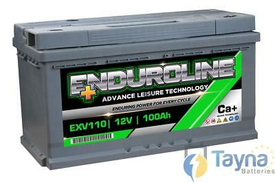 ELECSOL 110 Carbon Fibre Battery Equivalent Enduroline