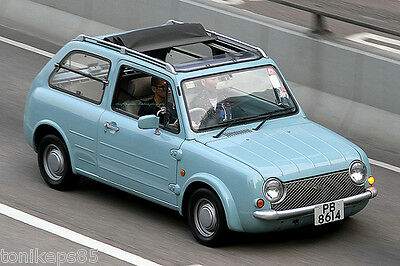 Nissan Pao Convertible Roof Canvas