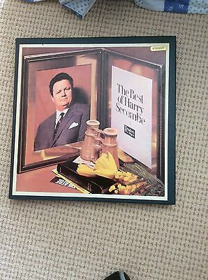 Harry Secombe boxed set of vinyl lps