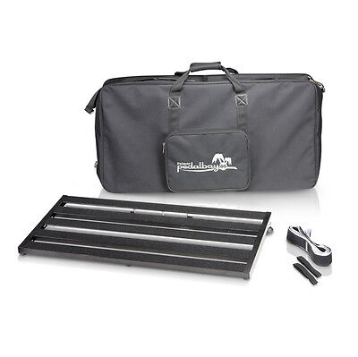 Palmer Pedalbay 80 Lightweight Pedalboard with Softcase (NEW)