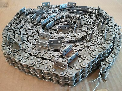 "Wipperman 1/2"" Pitch Stainless Steel Chain - Length 10 Ft - New"
