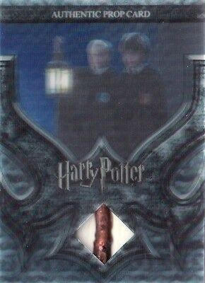 World of Harry Potter in 3D II Draco Malfoy's Lantern P1 Prop Card