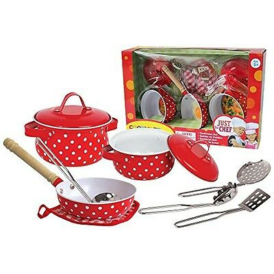 Champion Industrial Polka Dot Cookware Play Set