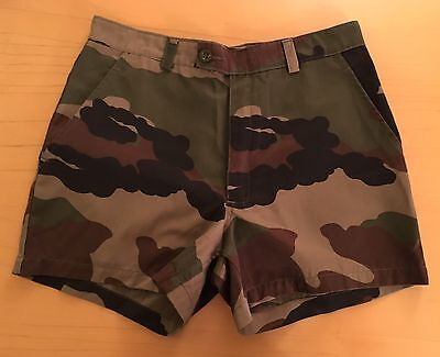 SHORT MILITAIRE ARMEE camouflage gay sexy