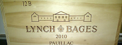 1 bt Chateau Lynch Bages 2010
